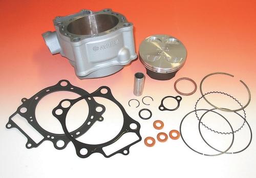 Athena - P400250160011 - Gasket Kit for Standard Bore Cylinder Kit for Kawasaki