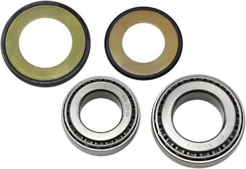 Kawasaki KX 250 2000-2001 Tapered Steering Head Stock Stem Bearing Kit /& Seals