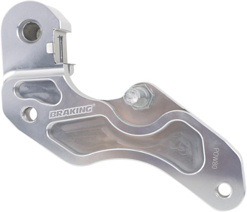 Braking 320mm OEM Caliper Bracket  POW80*