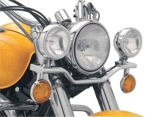 Cobra *Chrome* Lightbar with Spotlights 04-0241