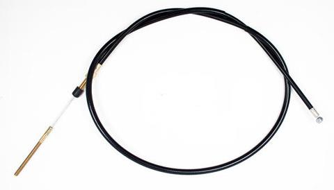 Motion Pro Black Vinyl Rear Hand Brake Cable 03-0311