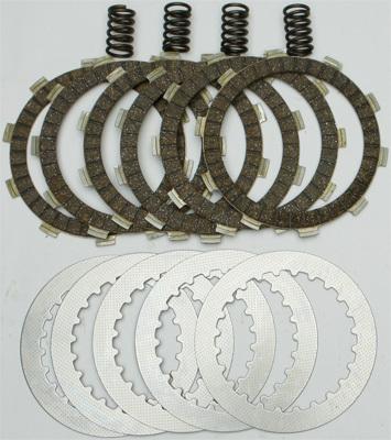 EBC DRC Complete Clutch Kit DRC211 Fibers, Steel Plates, Springs