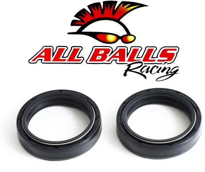 Yamaha YZ125-55-126 All Balls Racing Fork Oil Seal Kit for Honda CR125