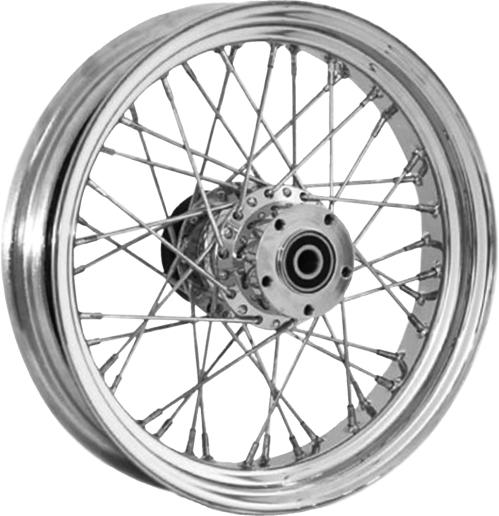 HardDrive 051-11521 21X2.15 Front 48 Spoke Wheel Single Disc