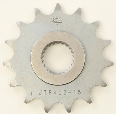 JT COUNTERSHAFT STEEL SPROCKET 15T PART#  JTF1902.15