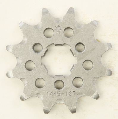 JT 12 Tooth Steel Front Sprocket 520 Pitch JTF565.12SC