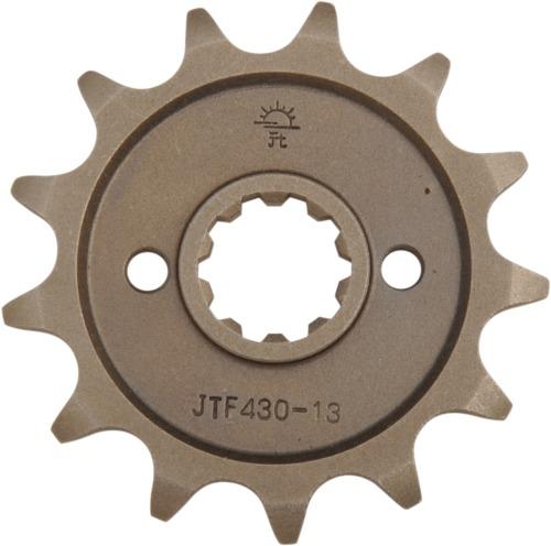 JT Sprockets 520 Front Sprocket Steel 13 Teeth Natural JTF1324.13