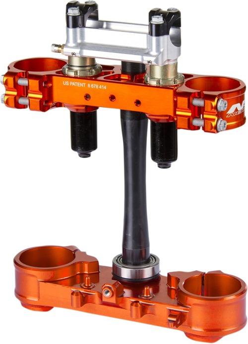 Orange Neken 0509058 SFS Spring Top Clamps