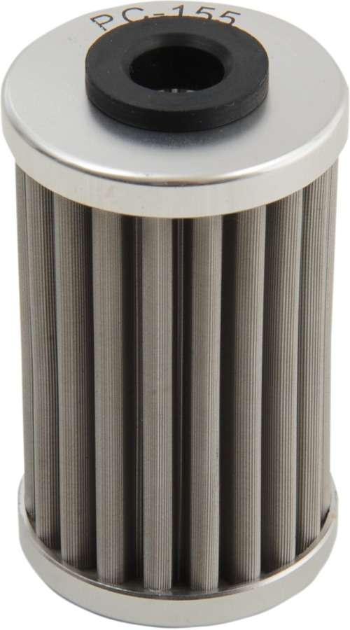 PC Racing PC112 Flo Stainless Steel Reusable Oil Filter