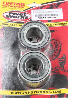 Pivot Works PWRWK-K16-430 Rear Wheel Bearing Kit