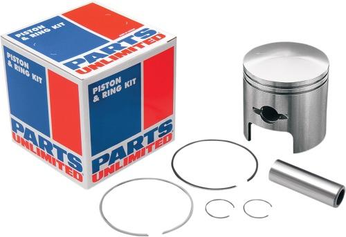 Parts Unlimited Piston Kit Standard Bore 09 696