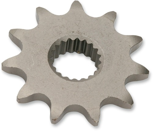 Parts Unlimited 23804444-000-12 Steel Front Sprocket 11T