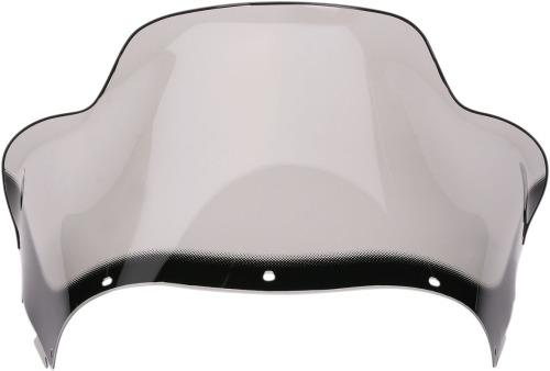 SNO Stuff 450-175-03 Windshield Med Smoke//Graphics Medium 16.5 16.5in
