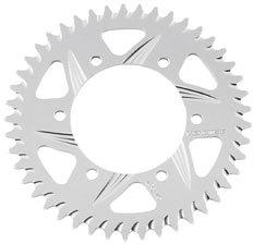 Vortex 438-43 Silver 43-Tooth 530-Pitch Rear Sprocket