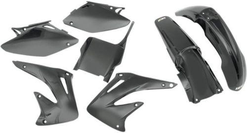 Black KAKIT201-001 UFO Plastics Complete Body Kit Black Color
