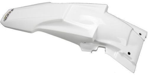 UFO Plastics Rear Fender  White HU03313-041*