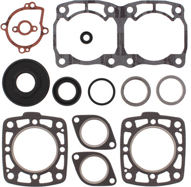 Winderosa 811634 Gasket Kit with Oil Seals
