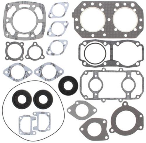 Winderosa 811233 Gasket Kit with Oil Seals