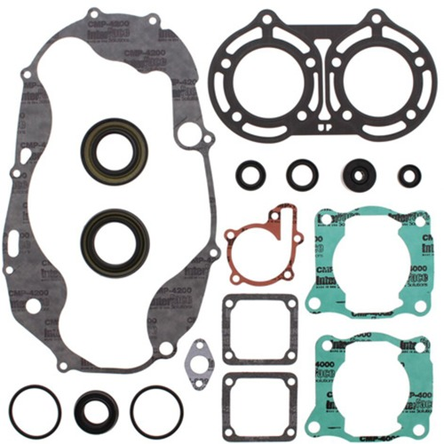 Quad Boss 811803 Complete Gasket Set with Oil Seals