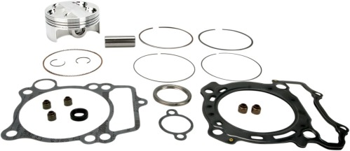 12.7:1 Compression PK1241 Wiseco Top End Kit Standard Bore 77.00mm