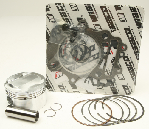 Wiseco PK1675 82.00 mm 10.5:1 Compression Motorcycle Piston Kit with Top-End Gasket Kit