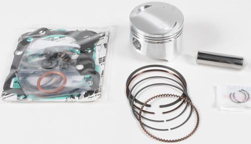Wiseco PK1050 76.00 mm 8.6:1 Compression ATV Piston Kit with Top-End Gasket Kit