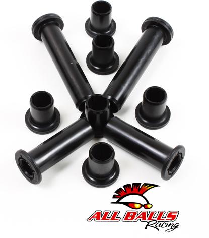 Transparent Red Hose /& Stainless Black Banjos Pro Braking PBR9156-TRD-BLA Rear Braided Brake Line