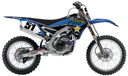 Image Is Loading Factory Effex 2016 Rockstar Energy Full Graphic Kit