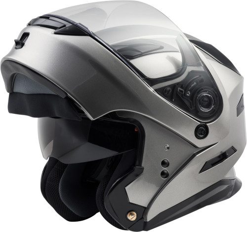 G-Max MD01 Stealth Modular Helmets Motorcycle Street Bike