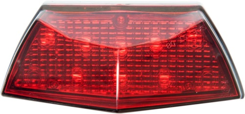 Kimpex 01-300-01 Taillight Lens OEM Replacement Red 2010-1262 Taillight Lens