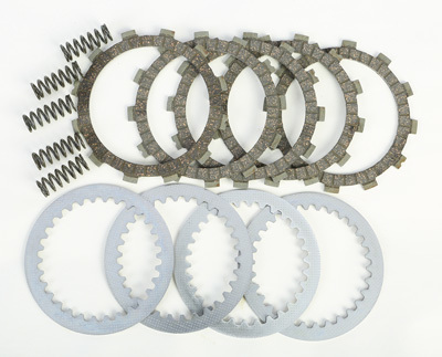 Pro-X Complete Clutch Plate Set 16.CPS22093