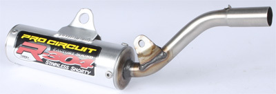 Pro Circuit SS02125-RE R-304 Silencer