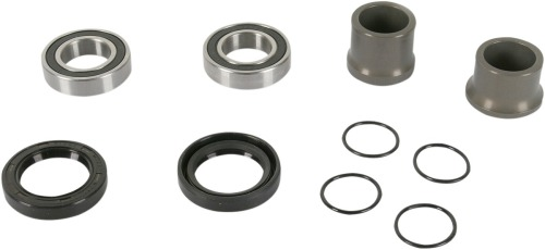 Pivot Works Front Wheel Bearing and Collar Kit YAMAHA YZ125 PWFWC-Y04-500 840817