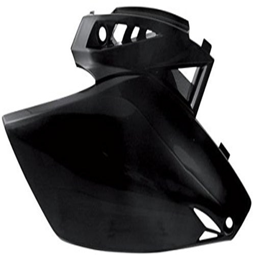 Polisport Black Side Panels Number Plates For Yamaha YZ 125 250 15-18 8607500003