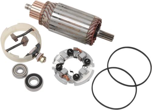Ricks Motorsport Electric Starter Motor Rebuild Kit 70 601 86 1940 2110 0380