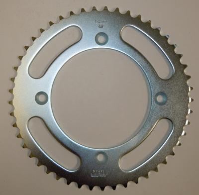 Sunstar 2-103733 33-Teeth 420 Chain Size Rear Steel Sprocket