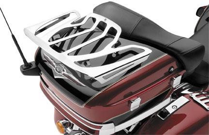 Oem Kawasaki Vulcan  Voyager  Luggage Rack