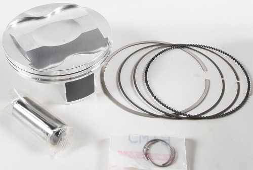Wiseco 4954M09600 96.00mm 13.2:1 Compression 449cc Motorcycle Piston Kit