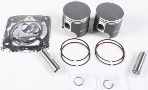 77.25mm 2-Stroke Piston Kit for Polaris Snowmobile Wiseco SK1321